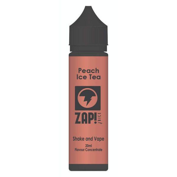 Zap! Juice - Peach Ice Tea - Shake n'Vape Aroma