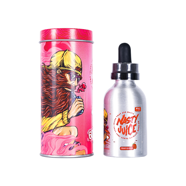 Nasty Juice Trap Queen - 50ml Short Fill