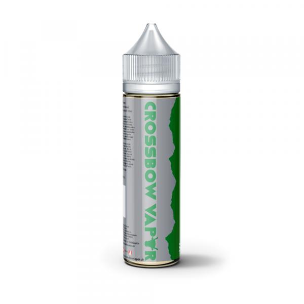 Crossbow Vapor - GREEN - 40ml shortfill