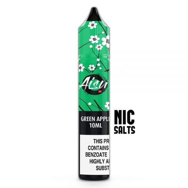 ZAP! Aisu Green Apple - 20mg Nic Salt
