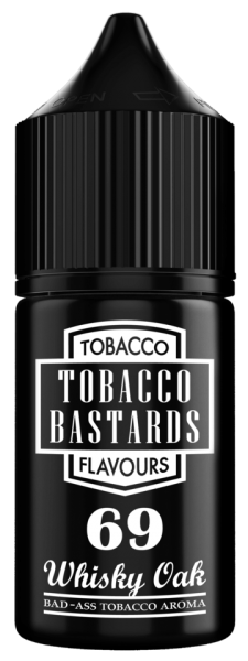 Tobacco Bastards - No. 69 Whisky Oak Aroma