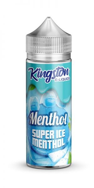Kingston - Super Ice Menthol - 100ml Shortfill