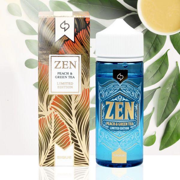 Sique ZEN - 100ml Shortfill