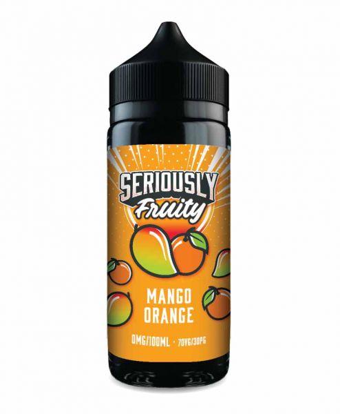 Seriously Fruity - Mango Orange - 100ml Shortfill