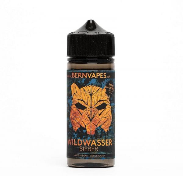 Bernvape Wildwasser Bieber - 100ml Shortfill