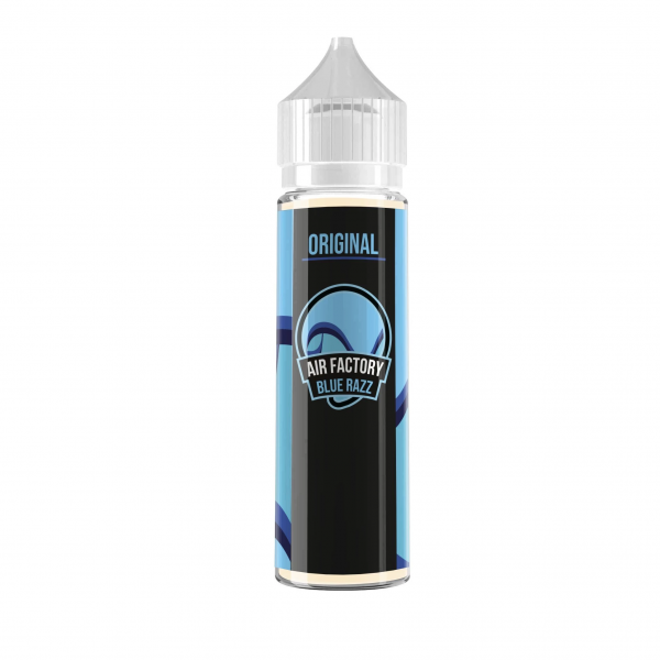 Air Factory Blue Razz - 50ml Shortfill