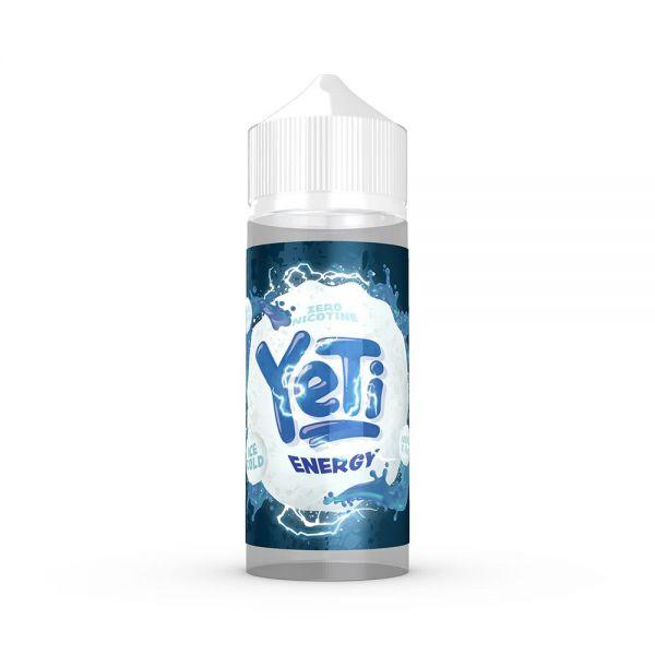 Yeti Energy - 100ml Shortfill