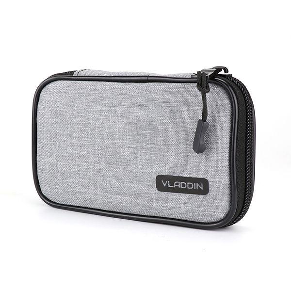Vladdin Pocket Case - grau