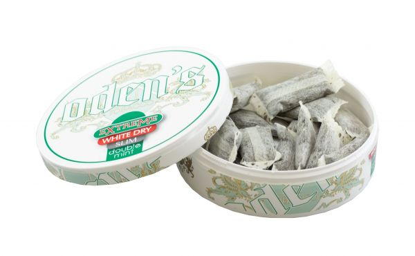 Odens Double Mint Extreme White Dry Portion Slim 10g