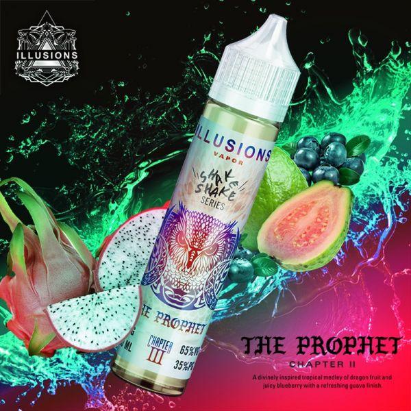 Illusions Vapor - The Prophet - 50ml Shortfill