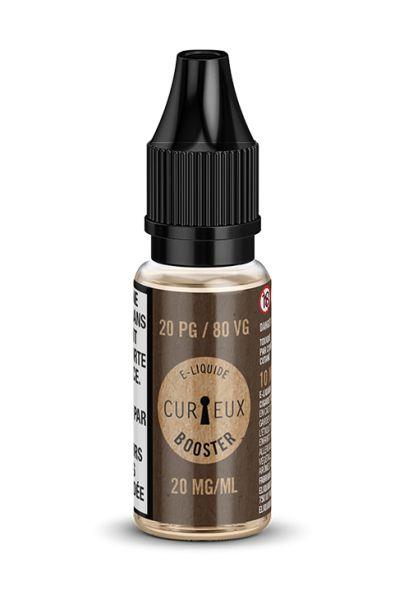 Curieux Nikotin Booster 20mg - 80/20