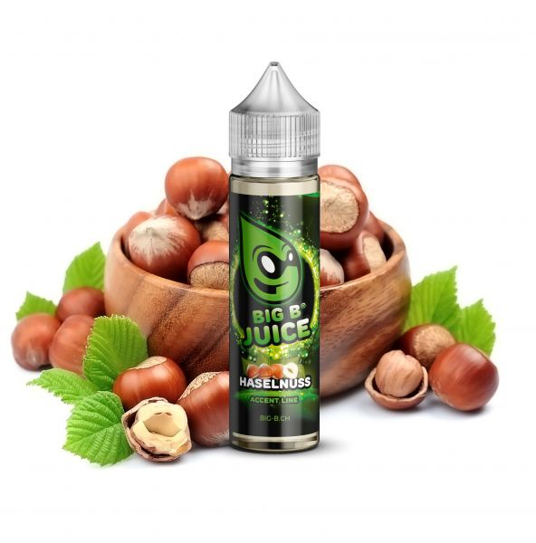 BIG B Juice Accent Line Hazelnut - 50ml Shortfill