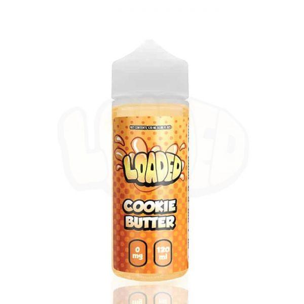 Loaded Cookie Butter - 100ml Shortfill