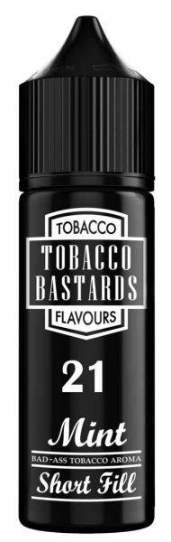 Tobacco Bastards - No. 21 Mint - 50ml Shortfill