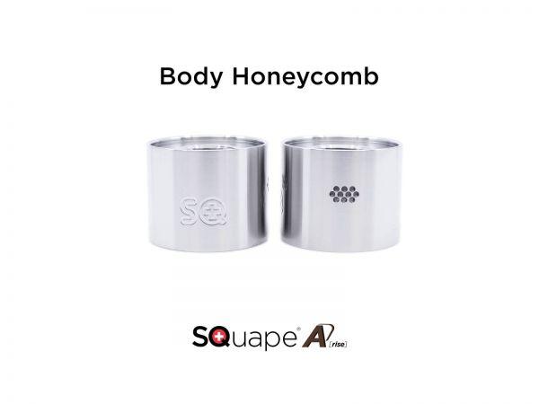 SQuape A[rise] - Body Honeycomb