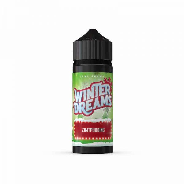 Winter Dream - Zimtpudding - Shake n'Vape Aroma