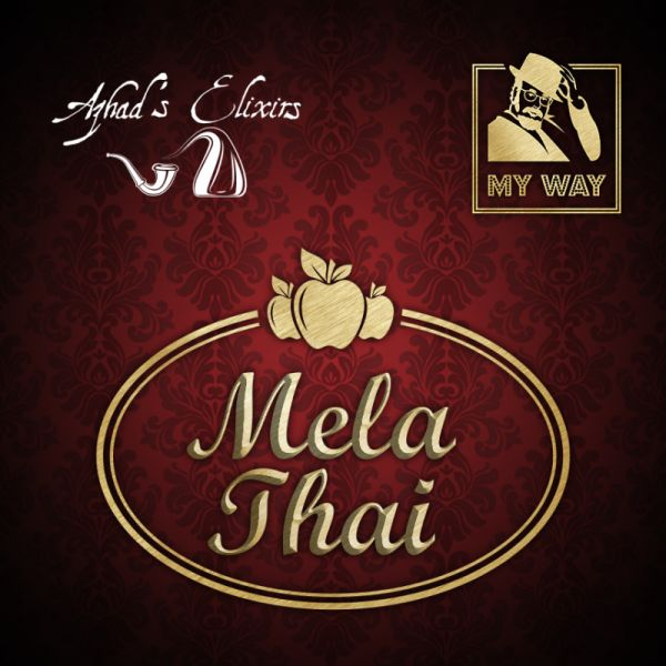 Azhad's Elixirs - My Way - Mela Thai -  40ml Shortfill