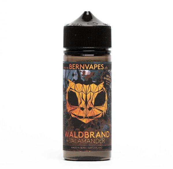 Bernvape Waldbrand Salamander - 100ml Shortfill