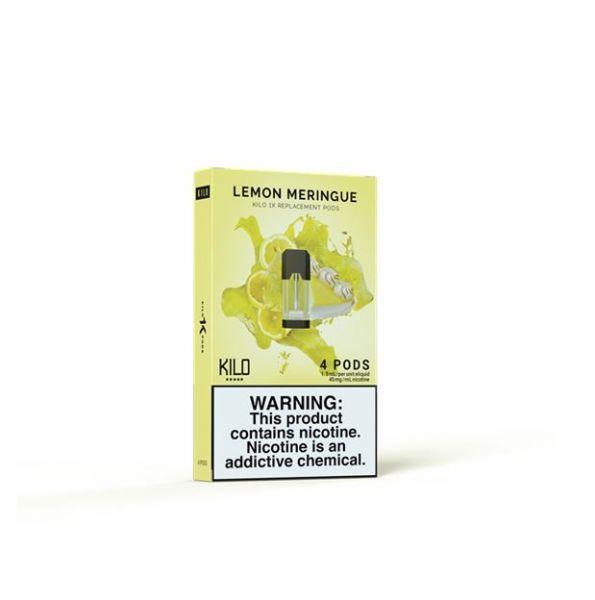 Kilo 1K Pod - Lemon Meringue - 20mg