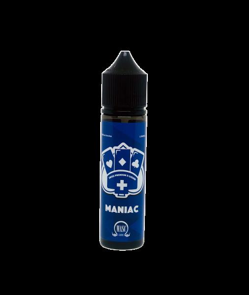 Masc Maniac - 50ml Shortfill