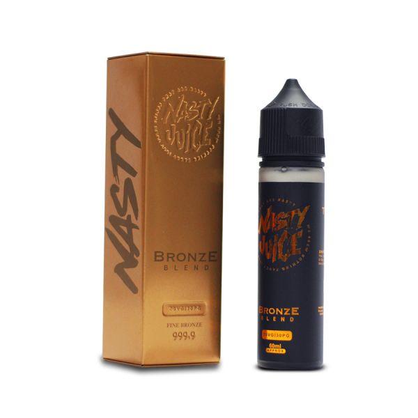 Nasty Tobacco Bronze Blend - 50ml Short Fill