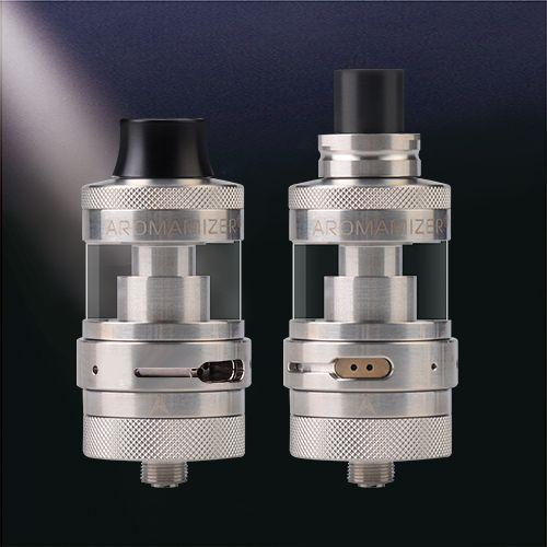 Steam Crave Aromamizer Lite RTA V1.5 - steel