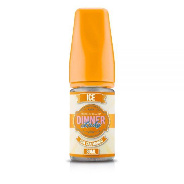 Dinner Lady - Ice Suntan Mango - Aromakonzentrat - 30ml
