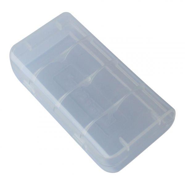 Akkubox für 2 x 18650