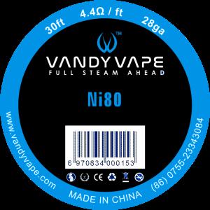 Vandy Vape NI80 Wickeldraht