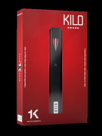 Kilo 1K E-Zigarette - schwarz