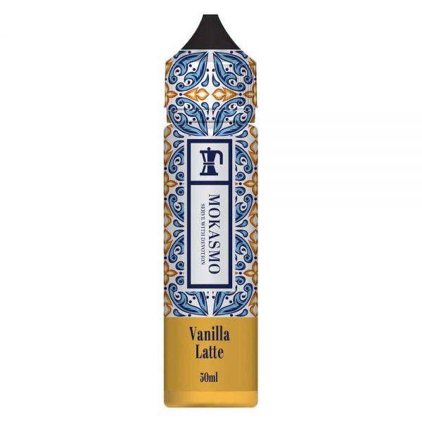 ZAP! Juice - MOKASMO - Vanilla Latte - 50ml Shortfill