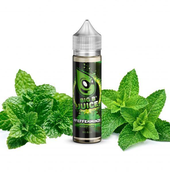 BIG B Juice Accent Line Peppermint - 50ml Shortfill