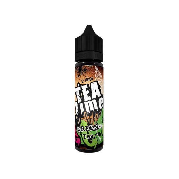 Vovan Tea Time Green Tea - 50ml Shortfill