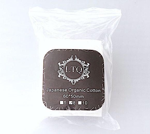 LTQ Japanische Bio Watte