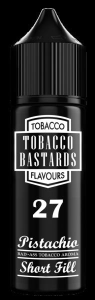 Tobacco Bastards - No. 27 Pistachio - 50ml Shortfill