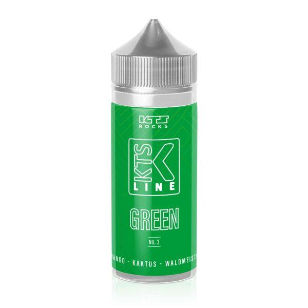 KTS Line - Green No.3 - Shake n'Vape Aroma