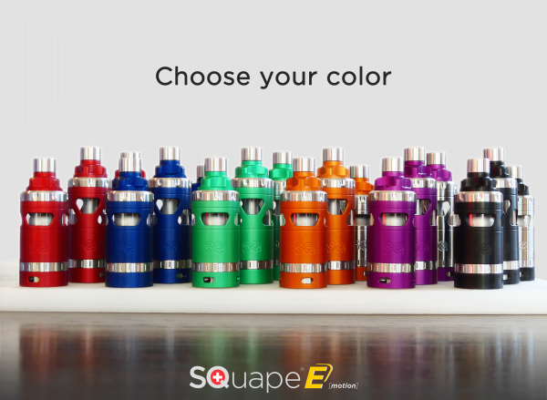 SQuape E[motion] 4.5 - Full Colored Edition