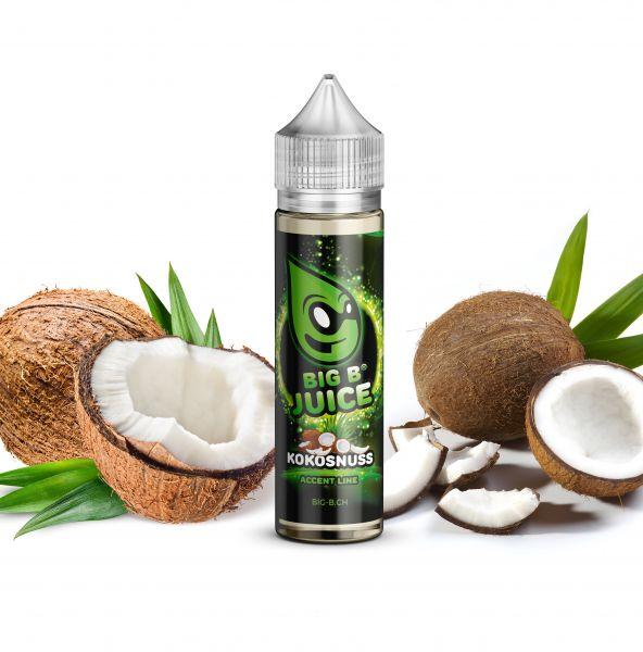 BIG B Juice Accent Line Coconut - 50ml Shortfill