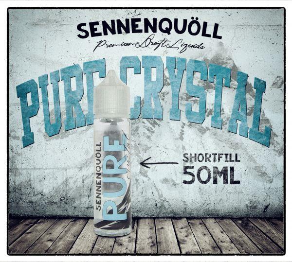 Sennenquöll Glacier Water - Pure Crystal