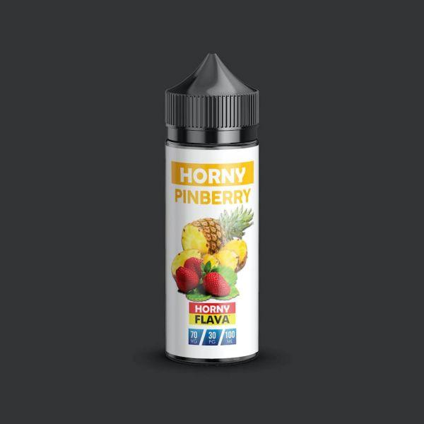 Horny Flava - Pinberry - 100ml Shortfill