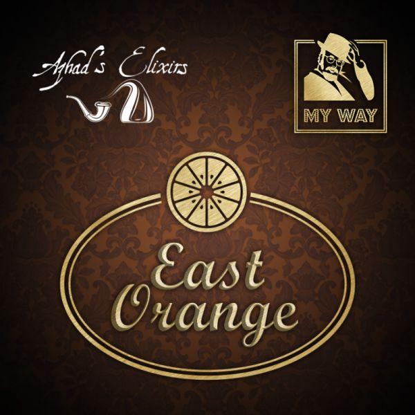 Azhad's Elixirs - My Way - East Orange - 40ml Shortfill