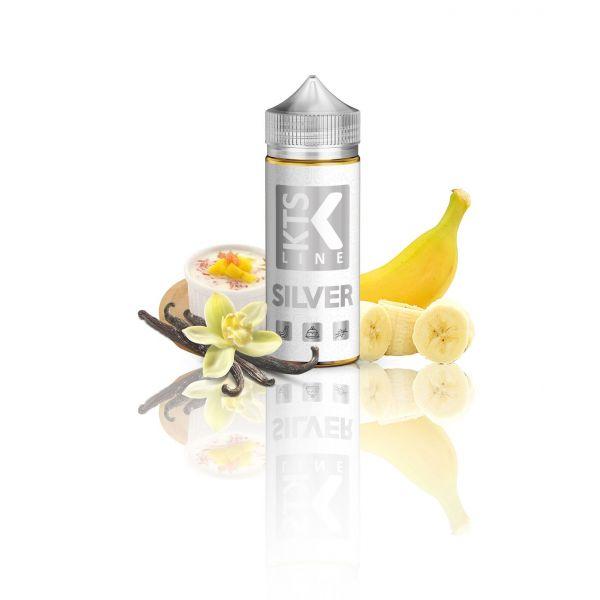 KTS Line Silver Shake n'Vape Aroma