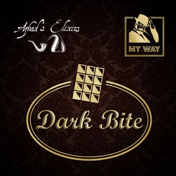 Azhad's Elixirs - My Way - Dark Bite -  40ml Shortfill