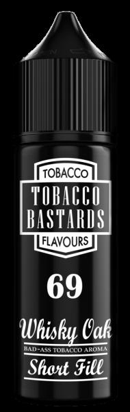 Tobacco Bastards - No. 69 Whisky Oak - 50ml Shortfill