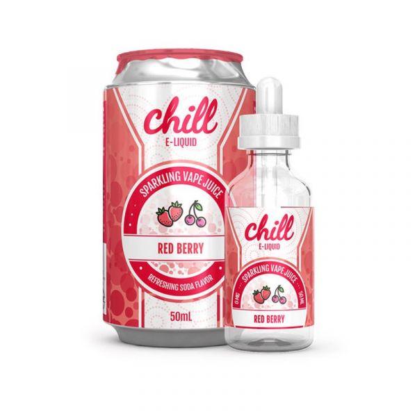 Chill Red Berry - 50ml Shortfill