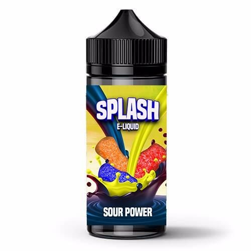 SPLASH Sour Power