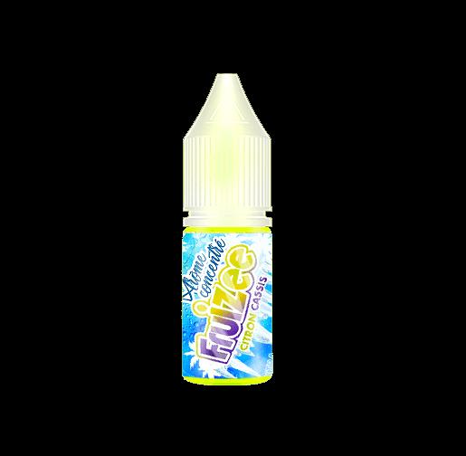 Fruizee - Xtra Fresh - Citron Cassis - 10ml Aromakonzentrat