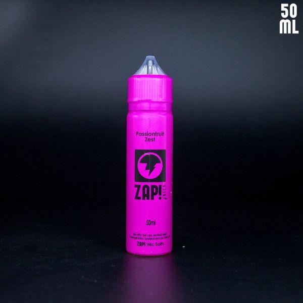 ZAP! Juice Passionfruit Zest - 50ml Short