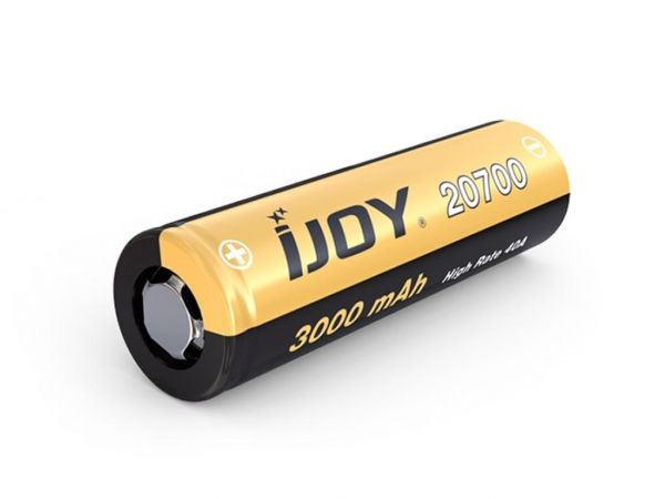 Ijoy 20700 Li-Ion Akku 3000mAh 40A