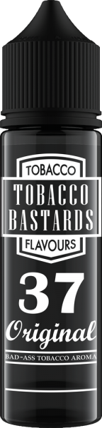 Tobacco Bastards - No. 37 Original - 50ml Shortfill